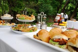 Buffet_2_RiverbankLunch_Food_CanoeTrip_Activities_RoyalChundu