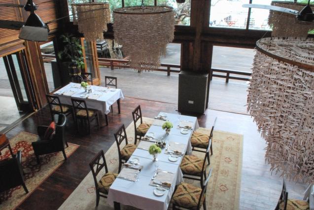 DiningRoom_ViewFrom_SecondFloor_2_MainLodge_Property_RoyalChundu