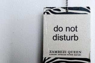 DoNotDisturbSign_Detail_Room_ZambeziQueen