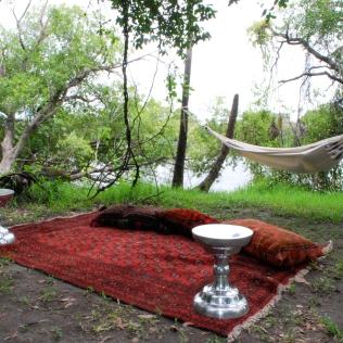 Hammock_2_RiverbankLunch_CanoeTrip_Activities_RoyalChundu